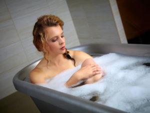 принятие ванн при цистите