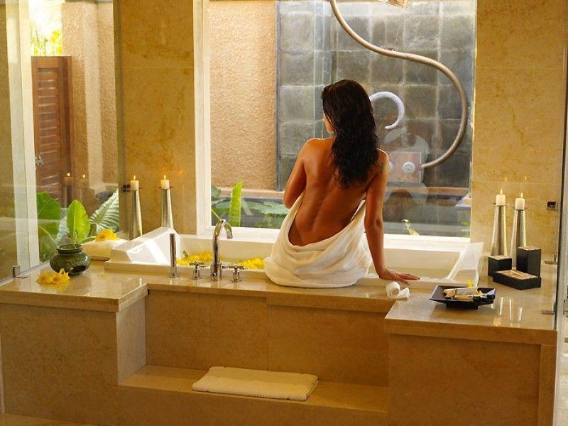 принятие радоновых ванн дома