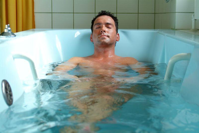 бисер для горячей ванны