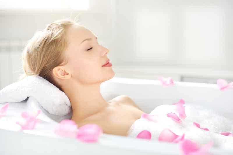 показания при принятии нарзановых ванн