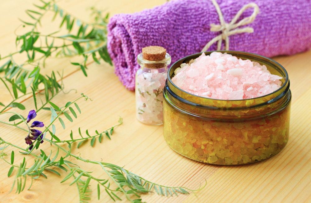 использование йодобромной соли в приготовлении ванн