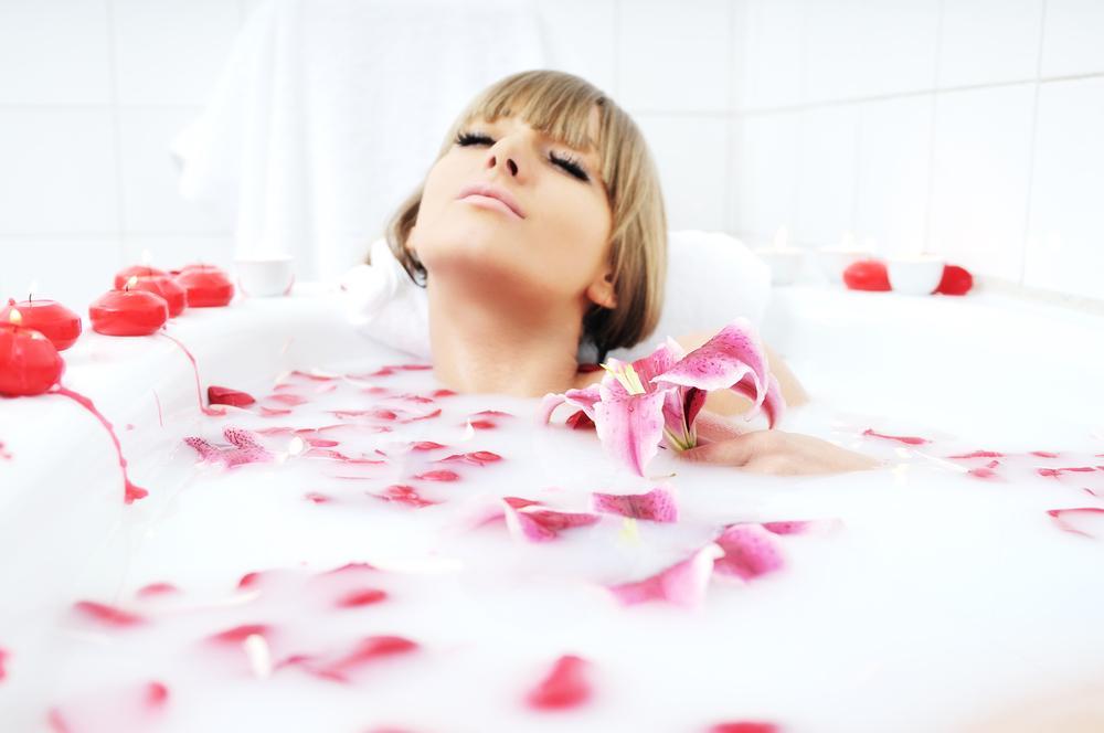 прием нарзанных ванн