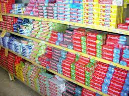 многообразие выбора зубных паст