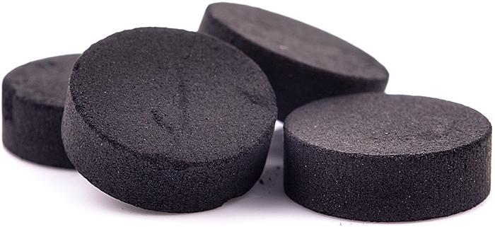 уголь активируемый в таблетках