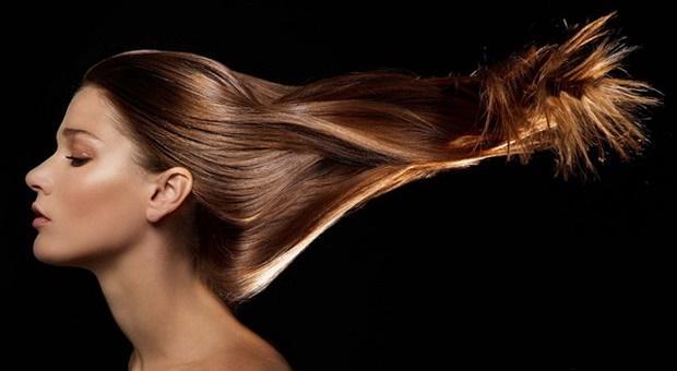 волосы после домашнего шампуня