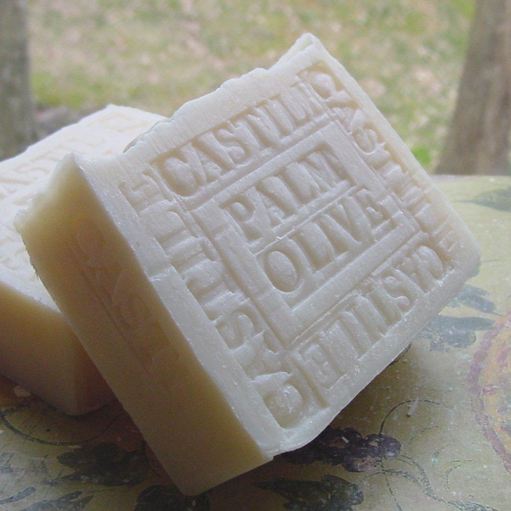 кастильское мыло с оригинальной надписью