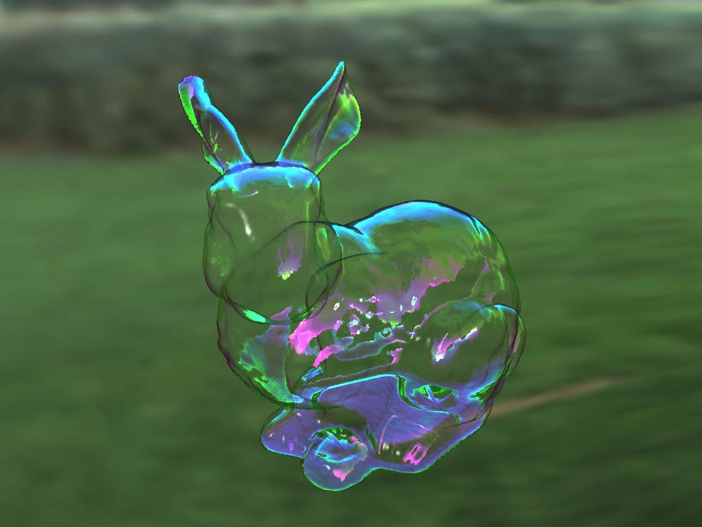 возможности мыльного пузыря