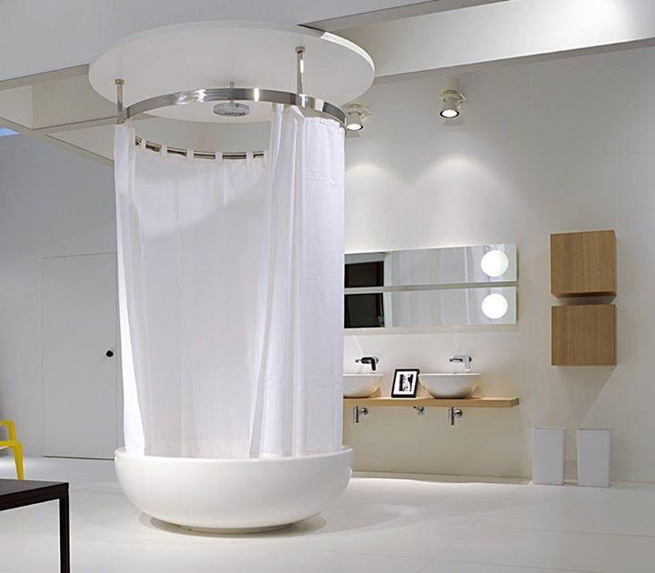 комбинированная ванна с душем