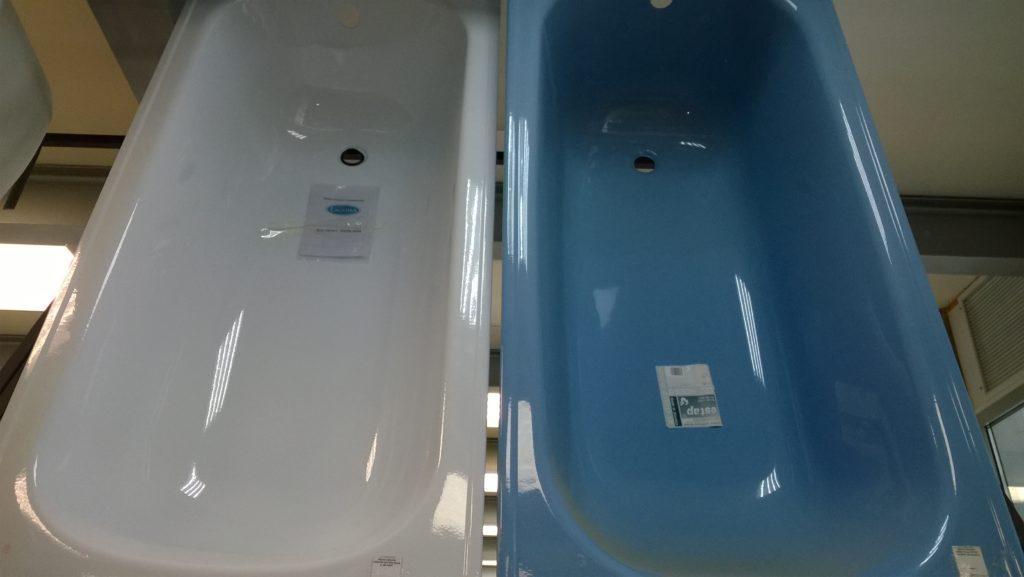 выбор чугунных ванн