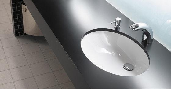 Стандарты установки раковины в ванной