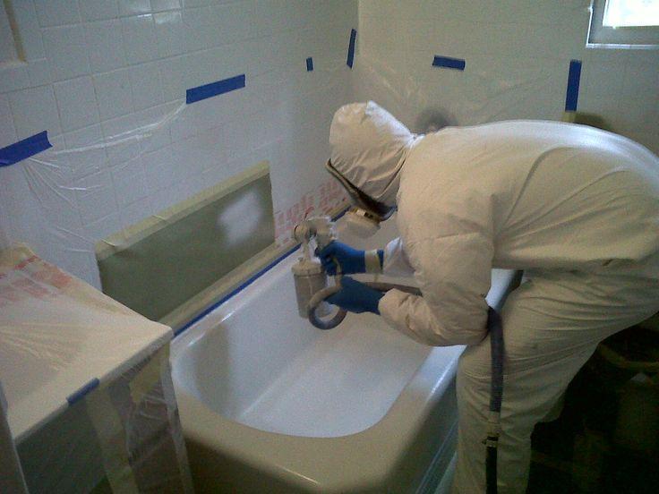 Покраска чугунной ванны средства и способы восстановления