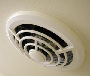вентилятор небольшой мощности