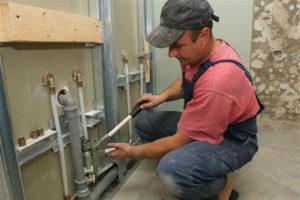 обновление водопровода в квартире