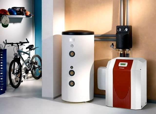напольный водонагреватель газовый
