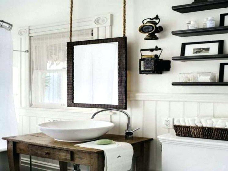 зеркало в ванной