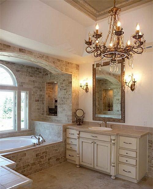 люстра в ванную