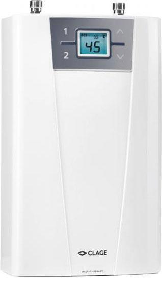 Проточный водонагреватель электрический CLAGE CEX 9