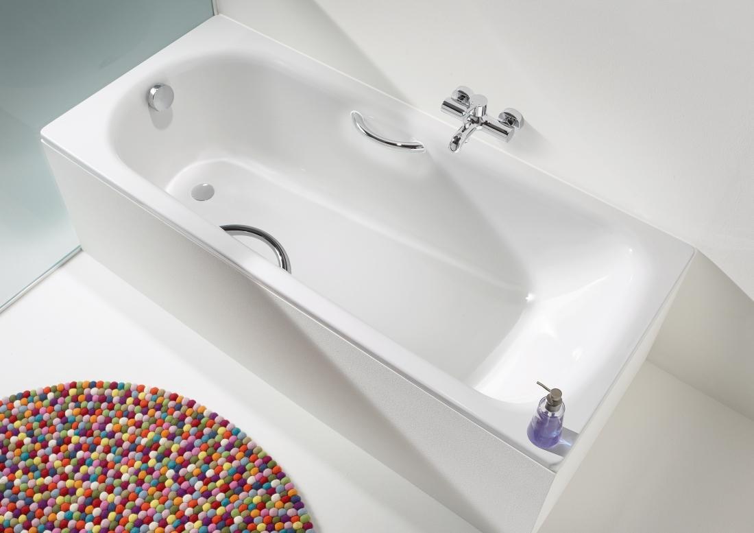 Ванна стальная Kaldewei