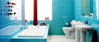 Канализация в ванной комнате