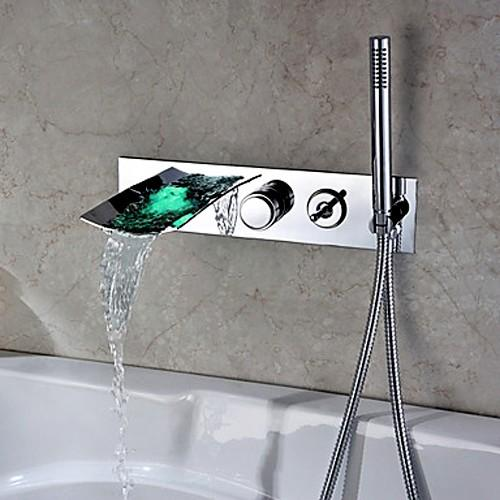 Смеситель для ванны каскадный