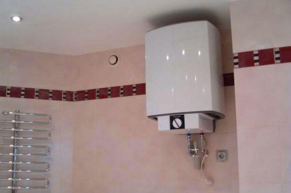 Как правильно подключить узо и автомат для накопительного водонагревателя