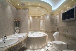 ванна современная
