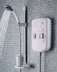 Установка проточного водонагревателя в ванной