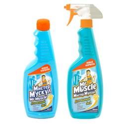 Мистер мускул для чистки ванн