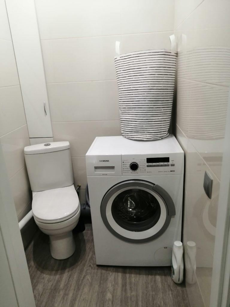 маленький туалет